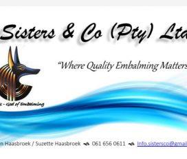 Sisters & Co Mobile Embalming (Pty) Ltd