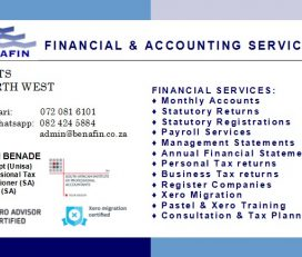 Benafin Financial & Accounting Services