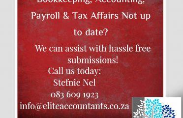 Elite Accountants & Tax Partners (Pty) Ltd