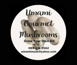 Umami Gourmet Mushrooms