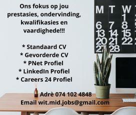 Wit-Mid Werke Mpumalanga