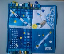 FABIes – Fidget Activity Blankies