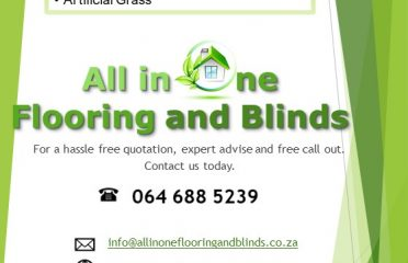 All in One Flooring and Blinds