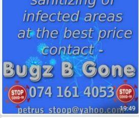 Bugz B Gone Pestcontrol